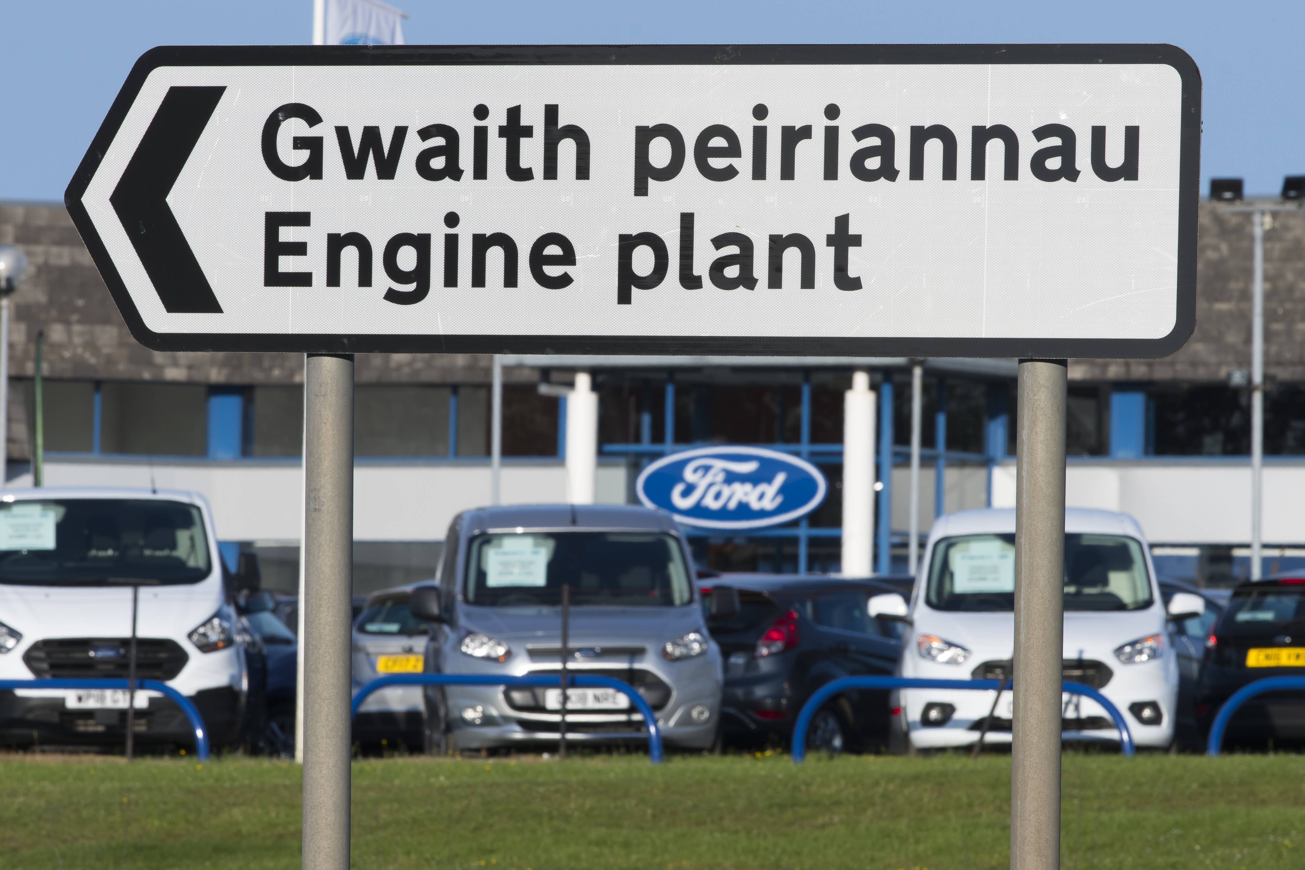 Closure Fears For Ford Bridgend Plant In Wales