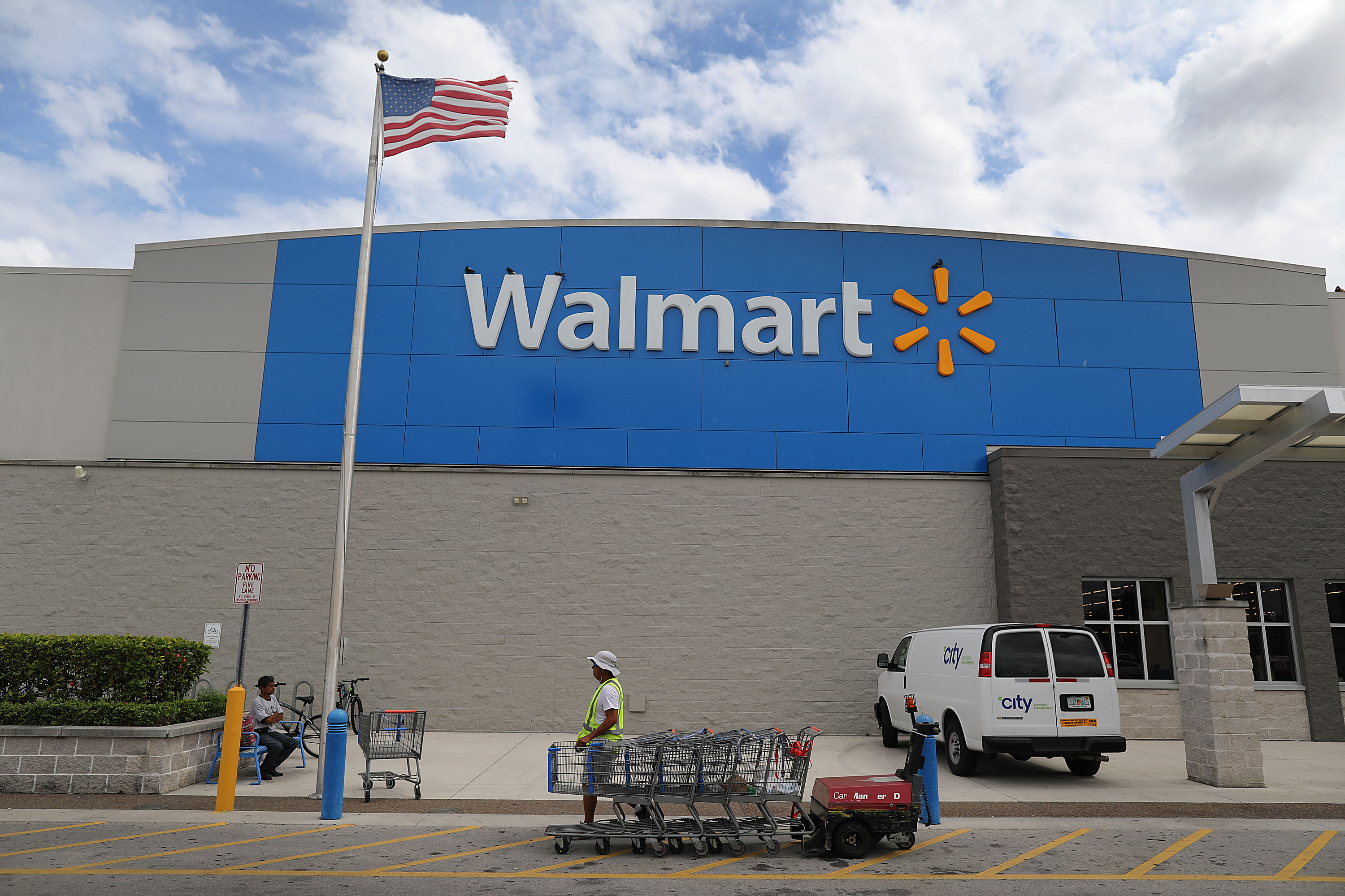 Walmart Reports Strong Quarterly Earnings, As It Warns Prices Will Increase Over Recently Imposed Tariffs On China Made Goods