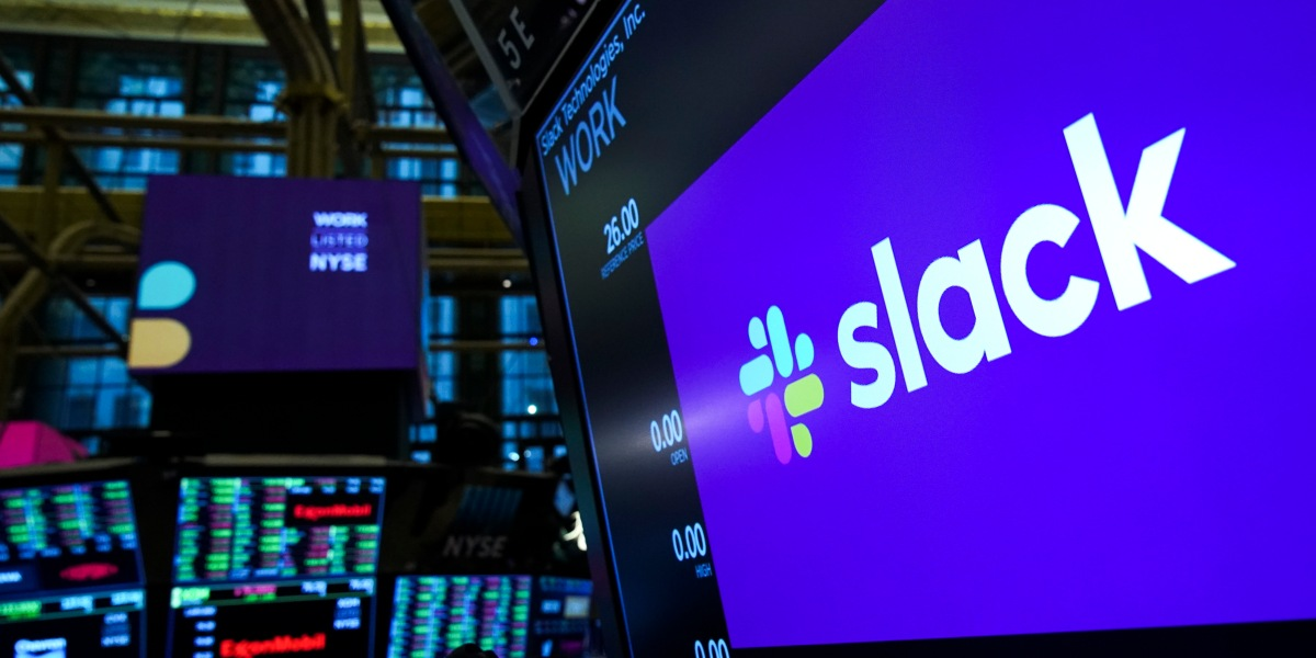Why Microsoft's Ban of Rival Slack May Be a Mistake—Data Sheet