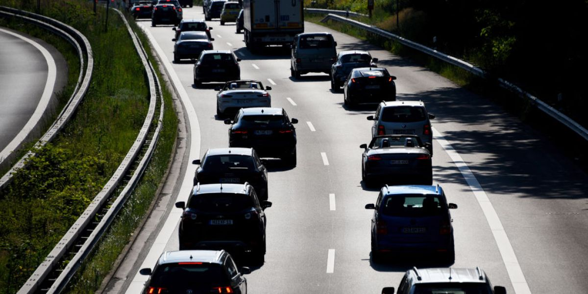 Europe's Scorching Heatwave Forces Germany to Impose Autobahn Speed Limits