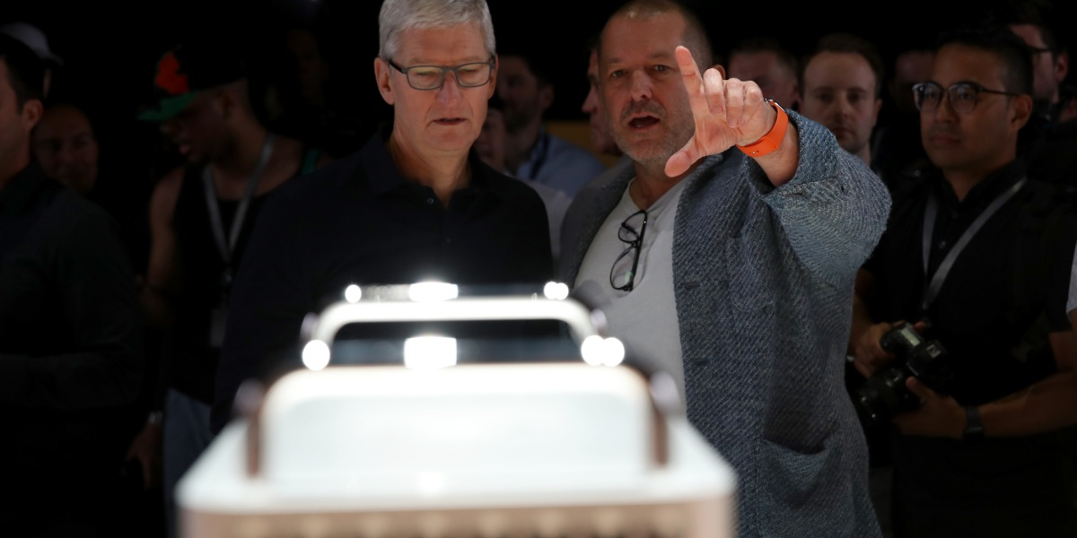 What Jony Ive's Departure Means for Apple's Stock