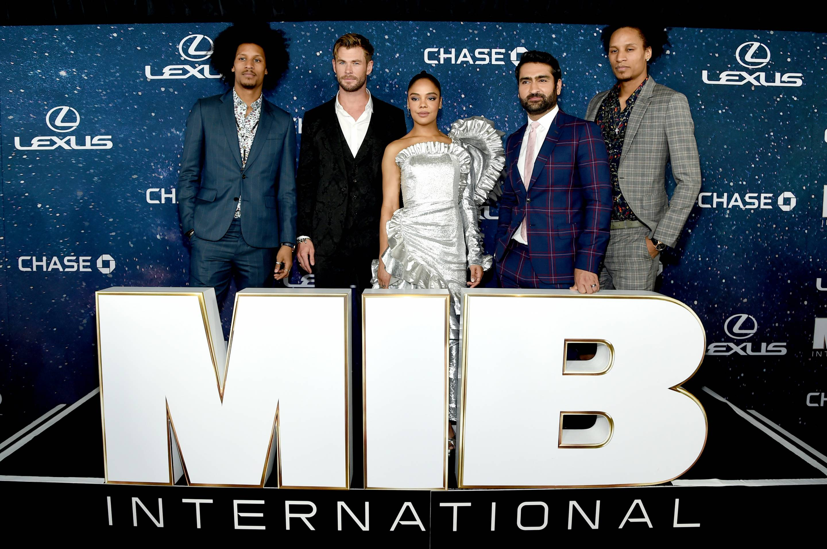 World Premiere Of Men In Black™: International