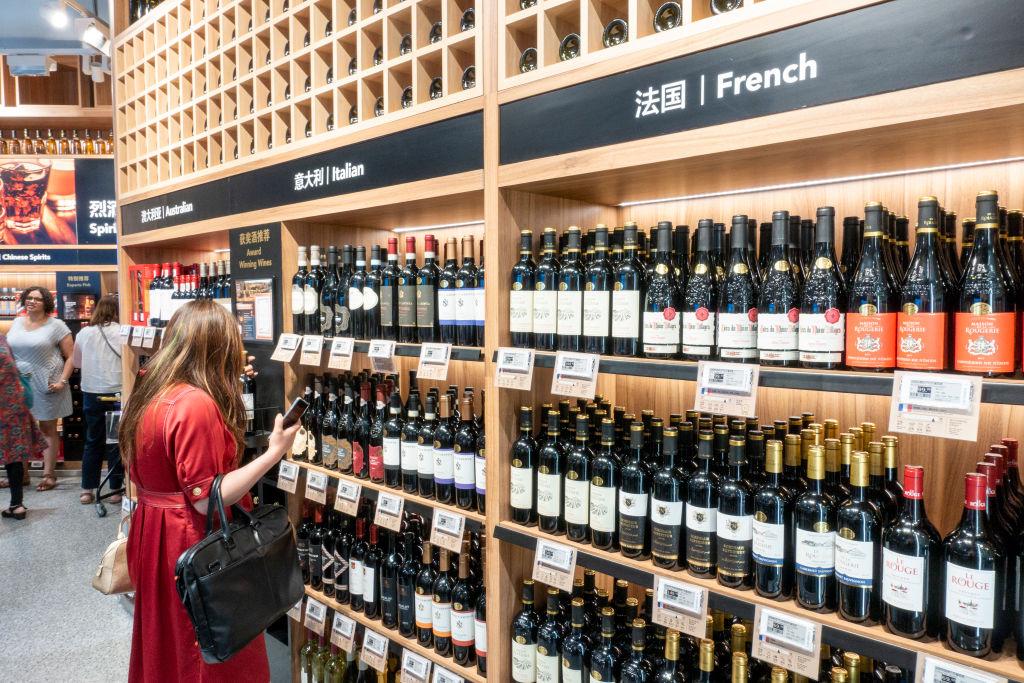 Trump Slams EU Wine Tariffs  But US Producers Have Worse Problem