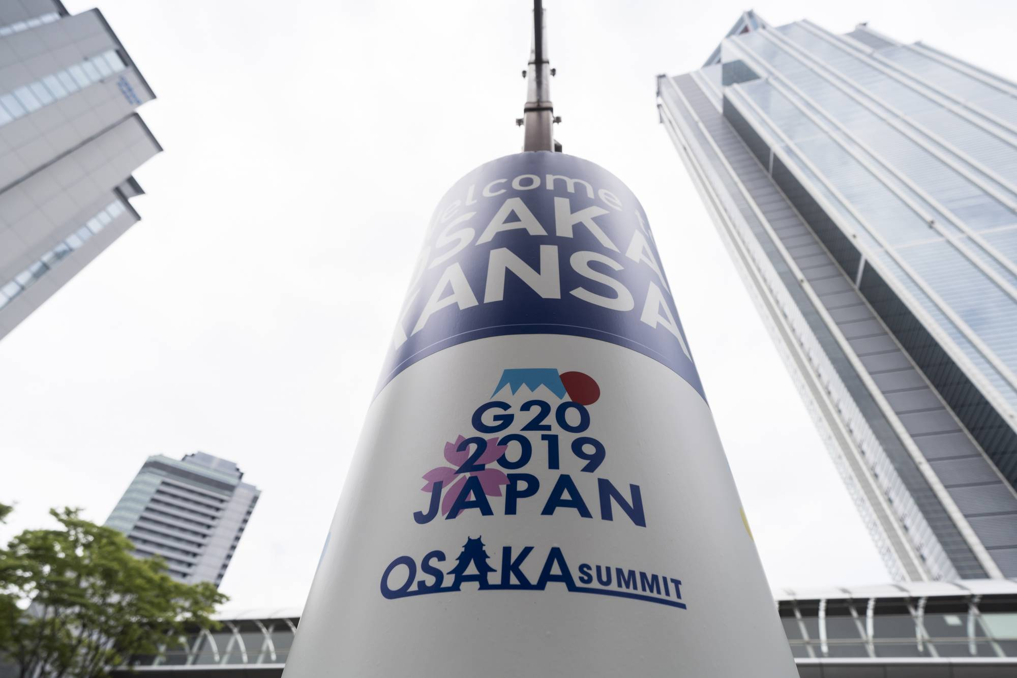 Osaka Hosts The G20 Summit
