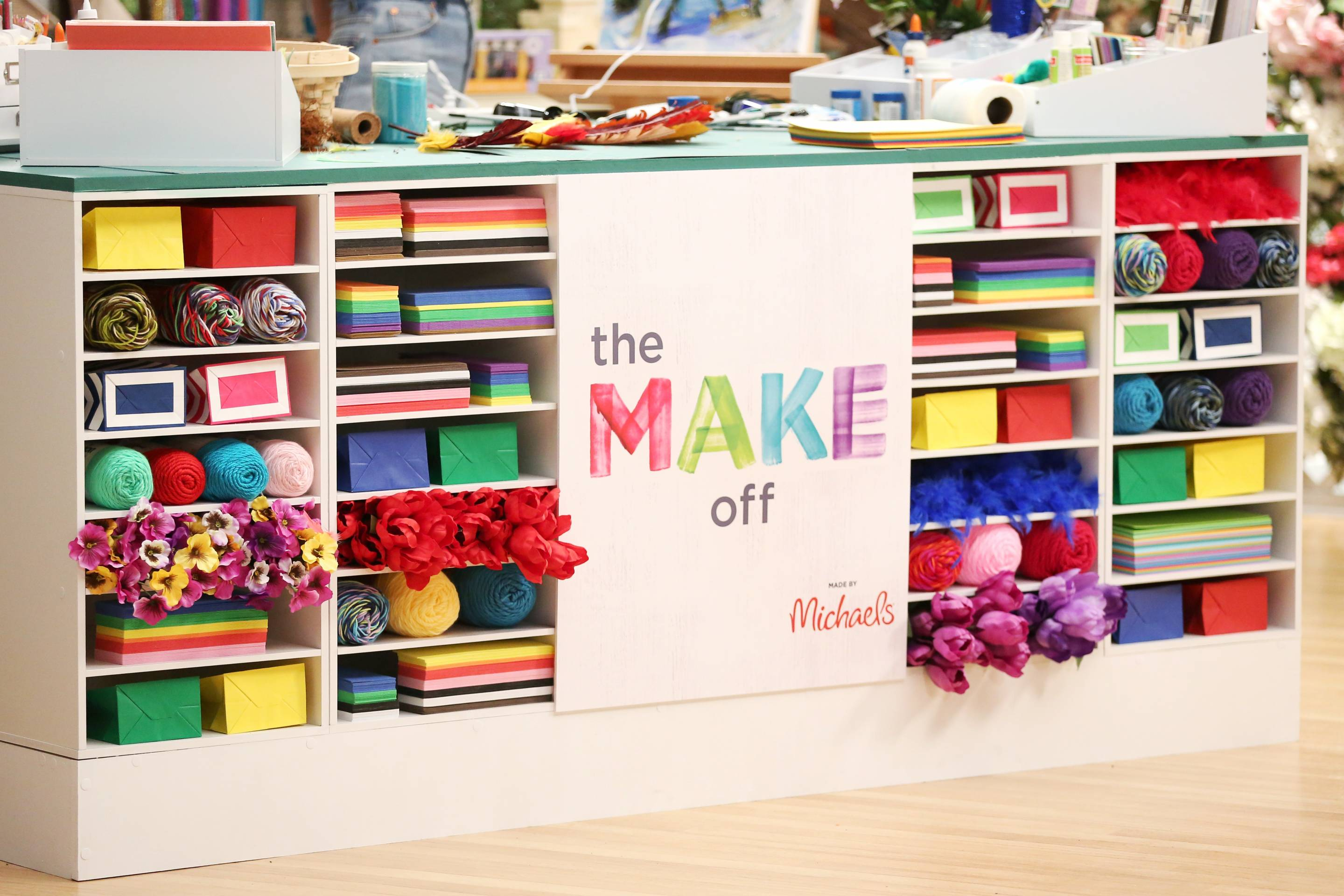 Behind The Scenes: Making with Michaels