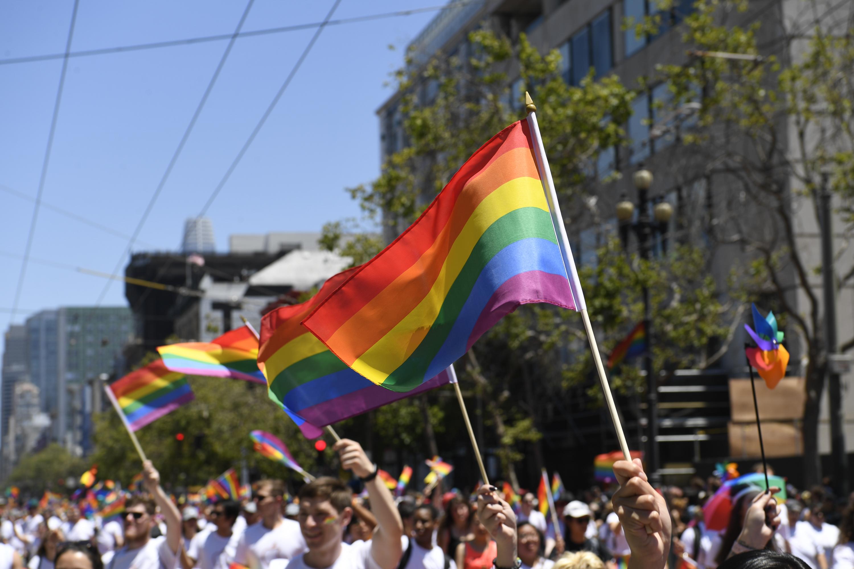 2018 San Francisco Pride