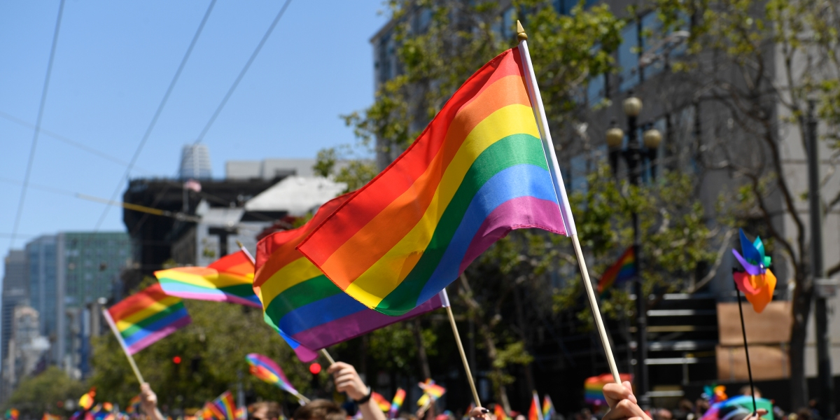 SF Pride Won't Ban Google, But Says They 'Must Do More