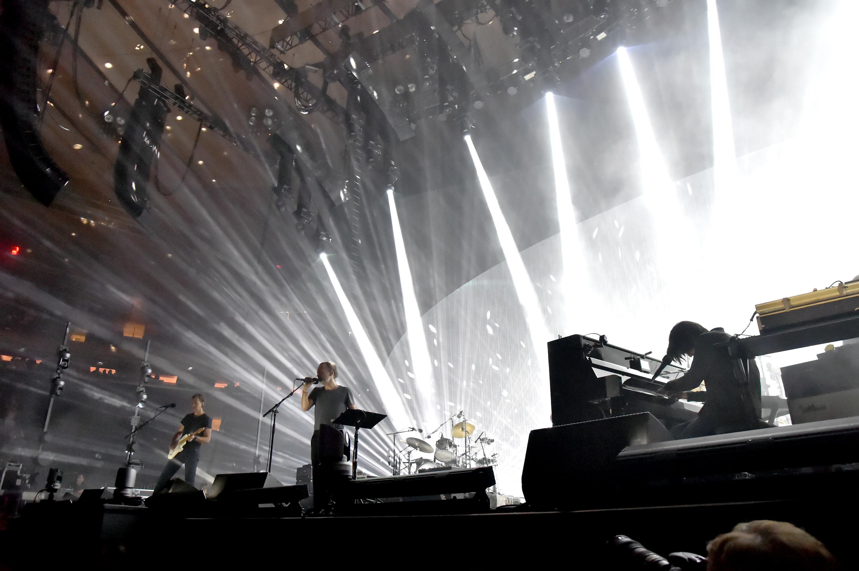 Radiohead In Concert - New York, NY