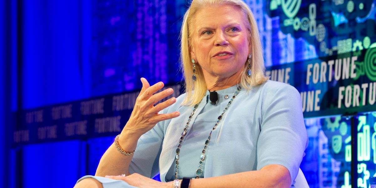 Ginni Rometty The Future Of Work Depends On Education
