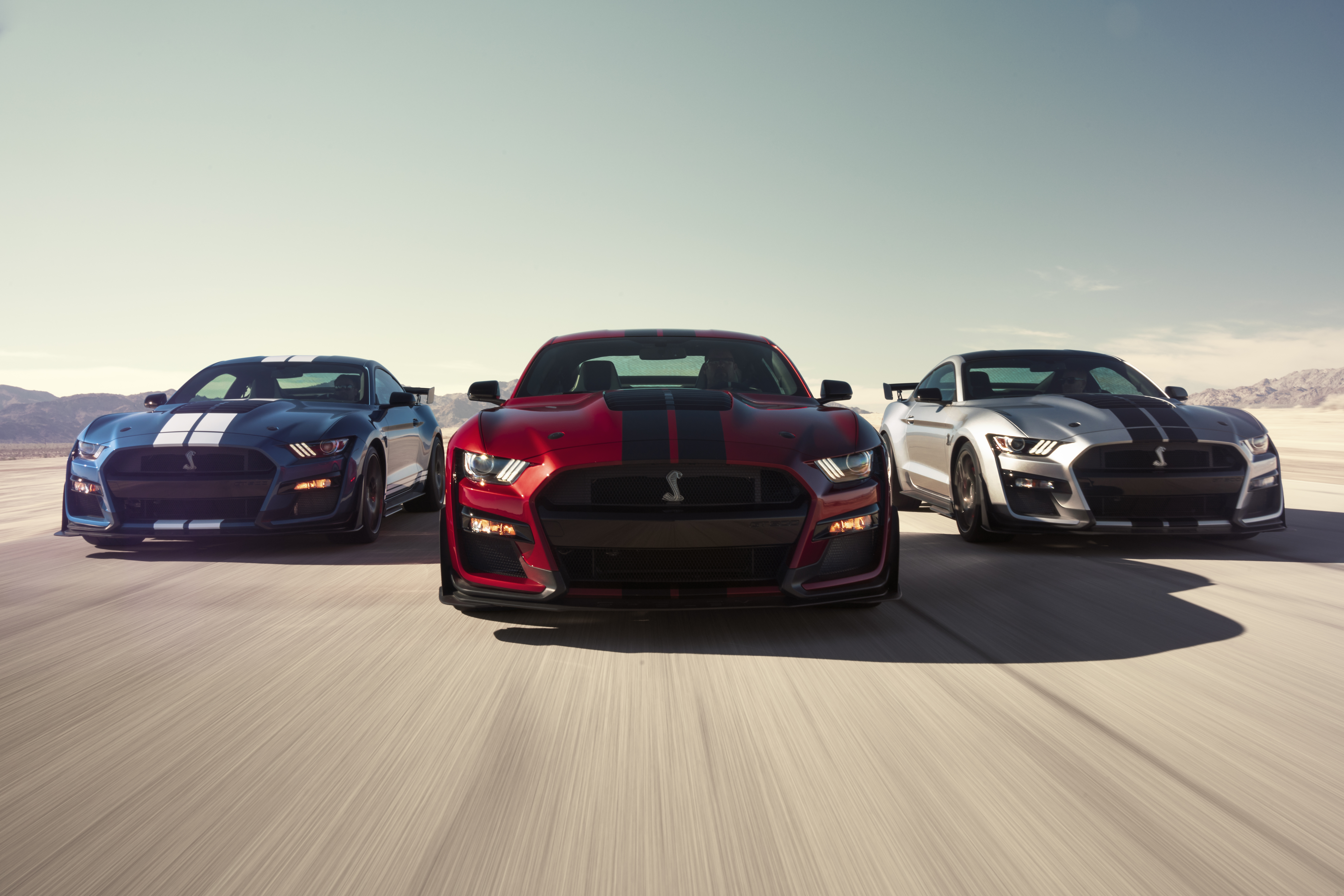 2020 Mustang Shelby GT500 Carbon Fiber Track Package
