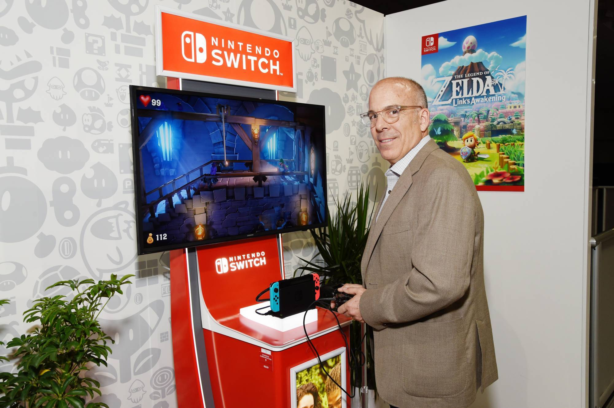 Nintendo Demos New Titles For Nintendo Switch For Celebrities At 2019 E3 Gaming Convention
