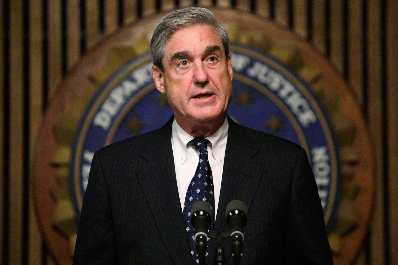 Robert Mueller Resigns