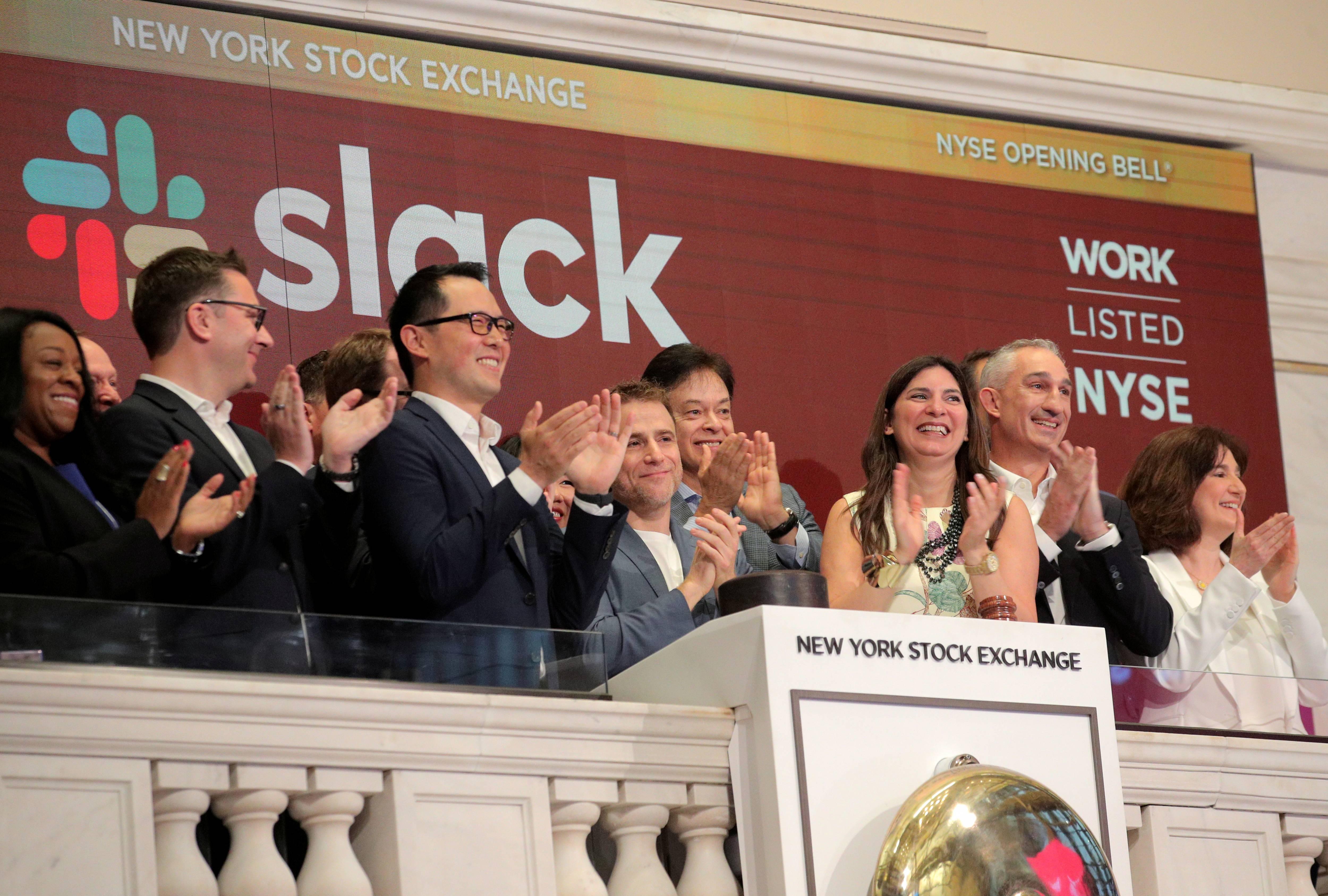 Slack-Direct Listing-NYSE