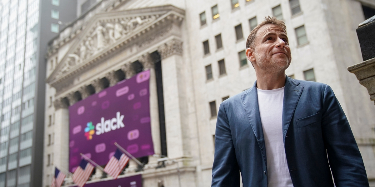 This VC Firm Invested $200 Million in Slack. Now Its Stake Is Worth $4.6 Billion