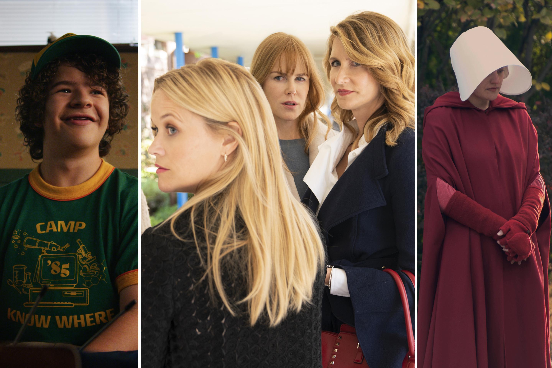 summer tv-bll-stranger things-handmaids tale