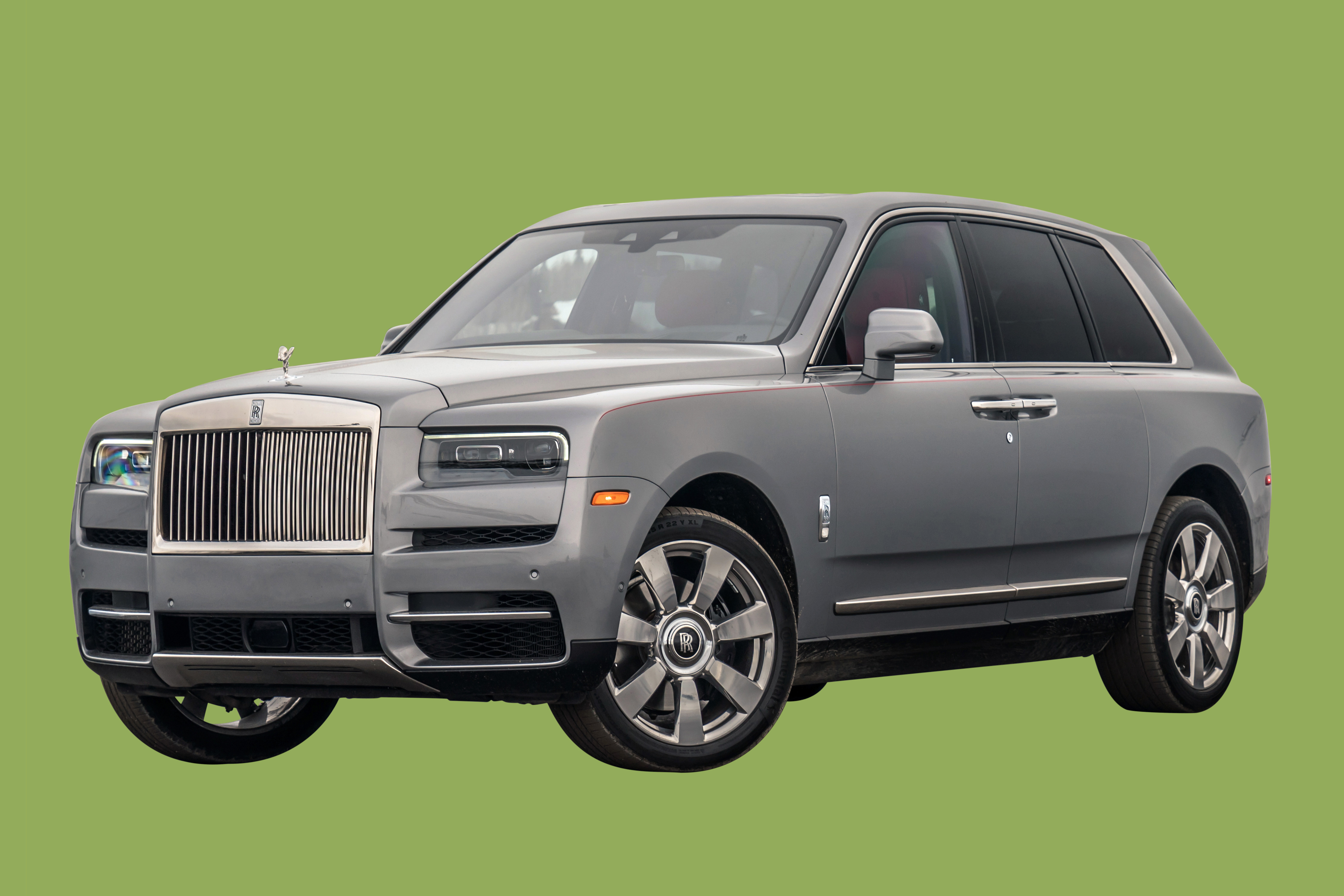 The Rolls Royce Cullinan Is A Diamond Designed For Rough Terrain Fortune
