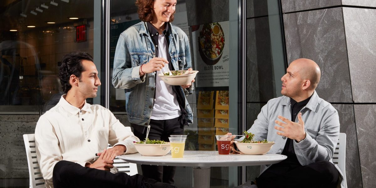 Can Sweetgreen's Salad Evangelists Get America to Finally Eat Its Vegetables?