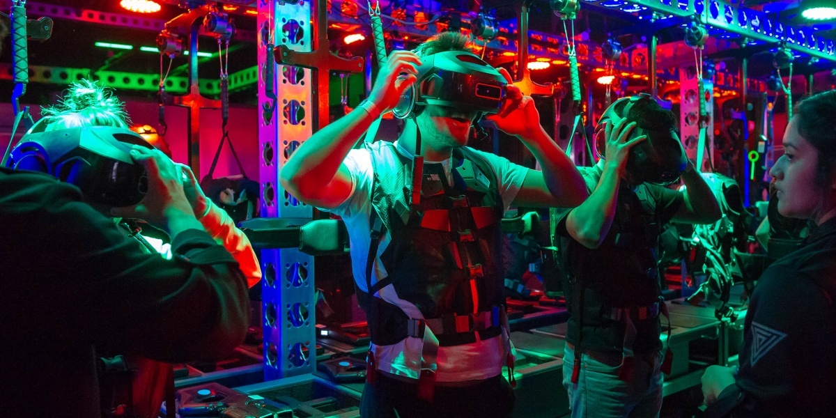 The Fall and Rise of VR: The Struggle to Make Virtual Reality Get Real