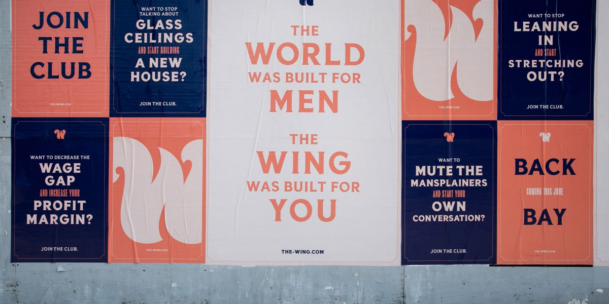 The Wing Lands in Boston and Finds an Advertising Double Standard