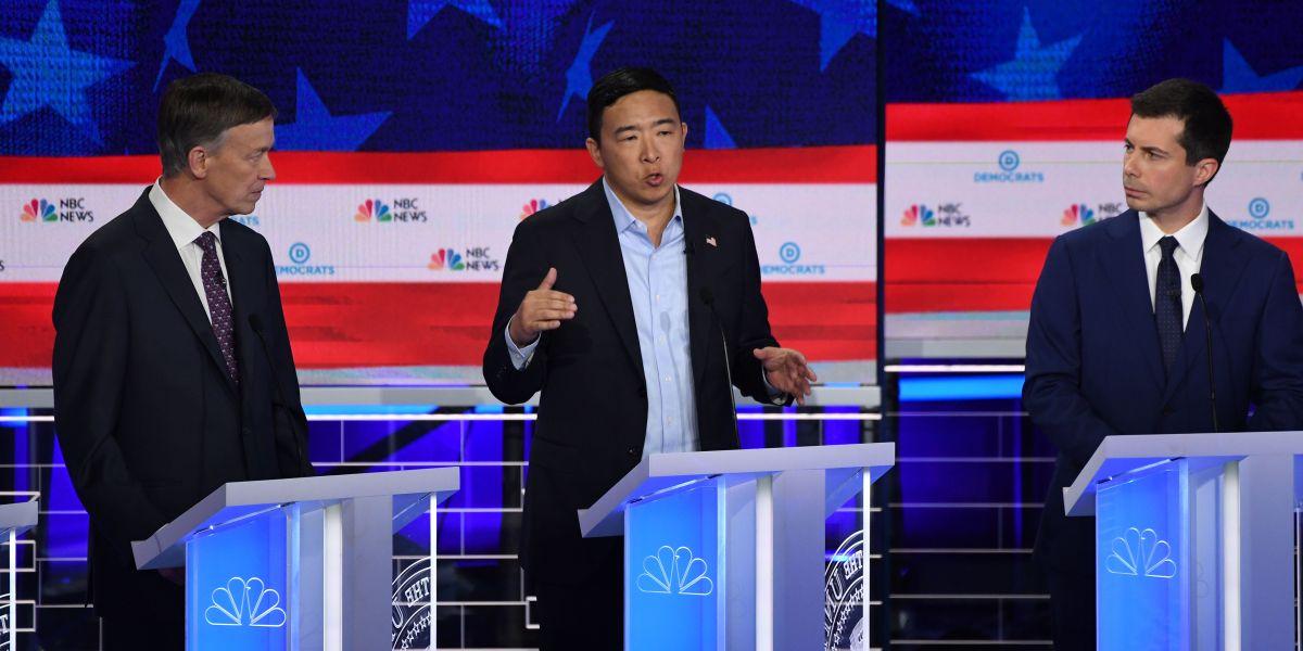 First Democratic Debate Was Most-Watched TV Program Last Night