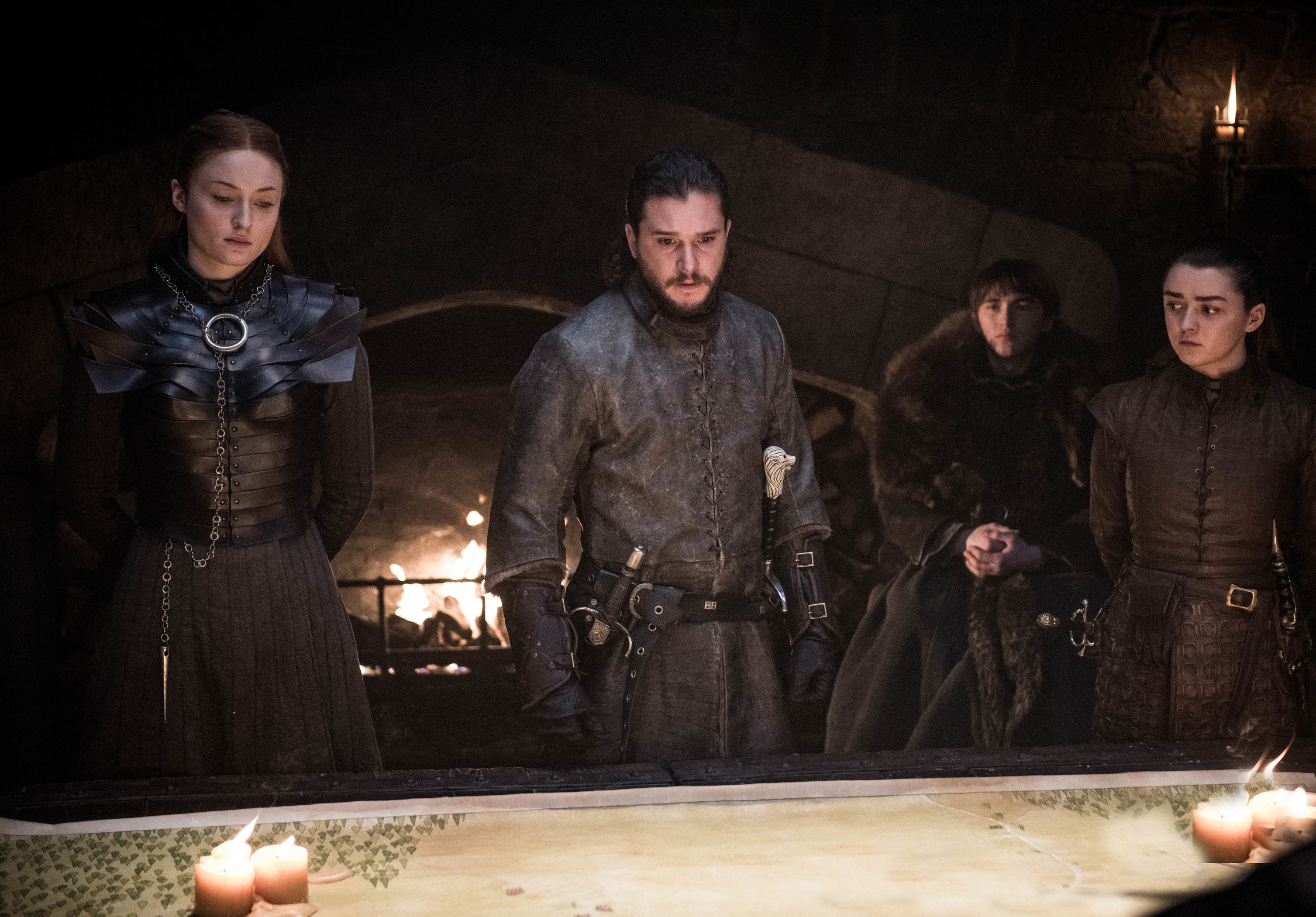 Game of Thrones-Squad
