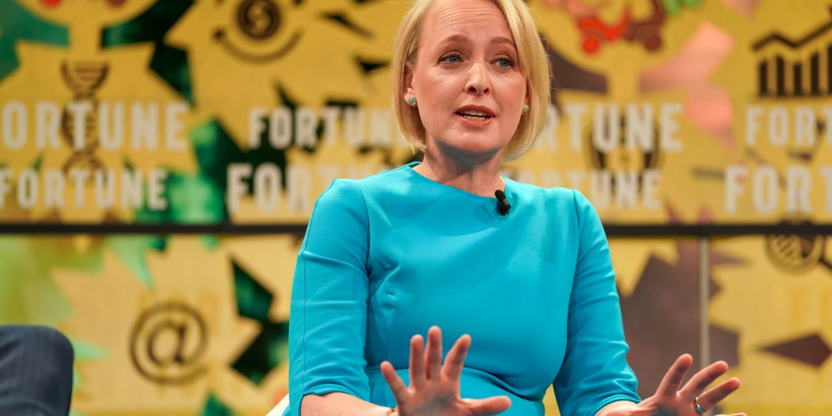 Accenture Names a New CEO: Julie Sweet