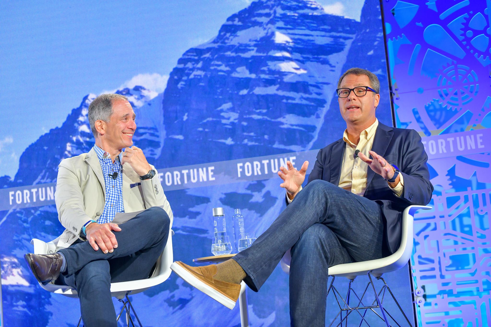 Fortune Brainstorm Tech 2019 MONDAY, JULY 15, 2019 Aspen Doug McMillon, CEO, Walmart Inc. Interviewer: Adam Lashinsky, FORTUNE Photograph by Fortune Magazine