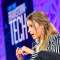 Fortune Brainstorm Tech 2019. Singer-songwriter Fletcher, praises Spotify for enabling her success.