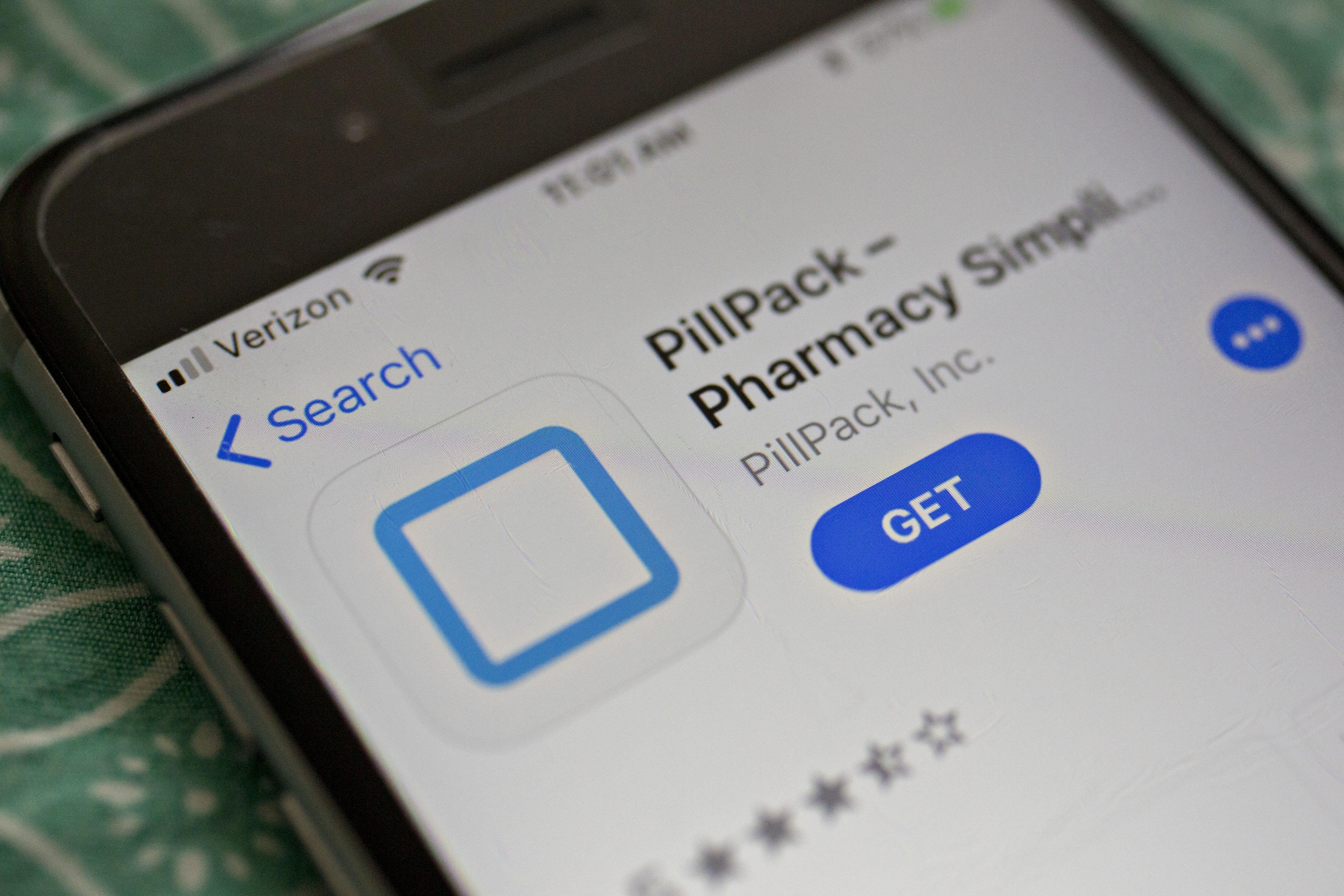 Amazon PillPack Surescripts