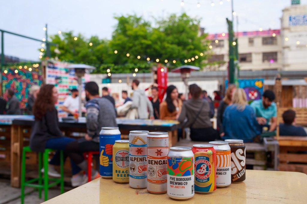 Brooklyn-Beer-Garden