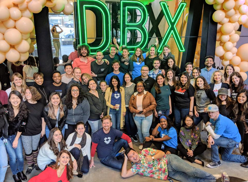 Best workplaces in Dropbox-York 2019 box
