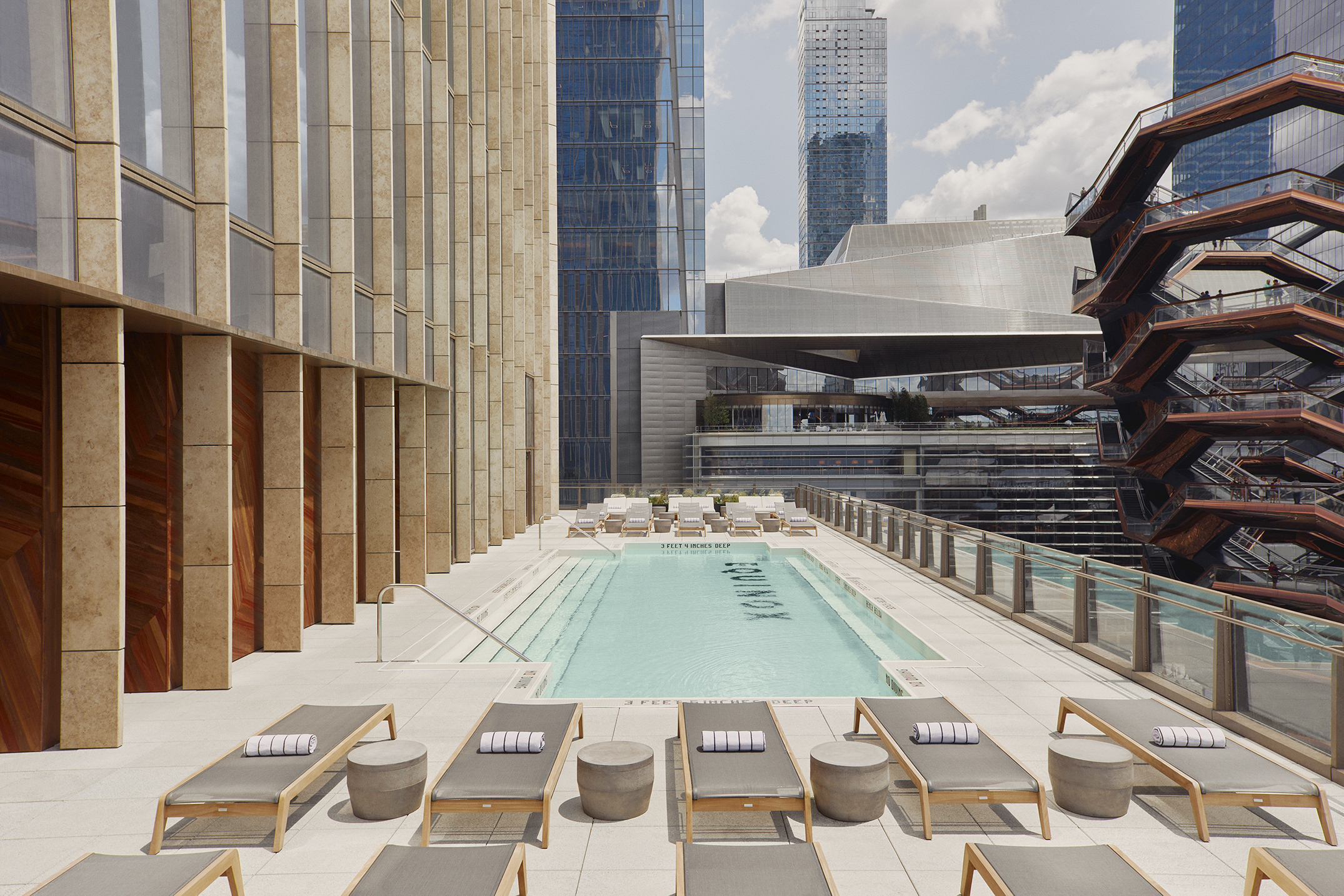 Equinox Hudson Yards_OutdoorPool