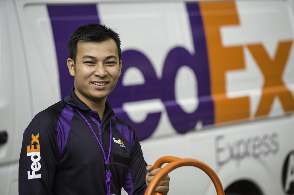 FedEx-best workplaces new york 2019