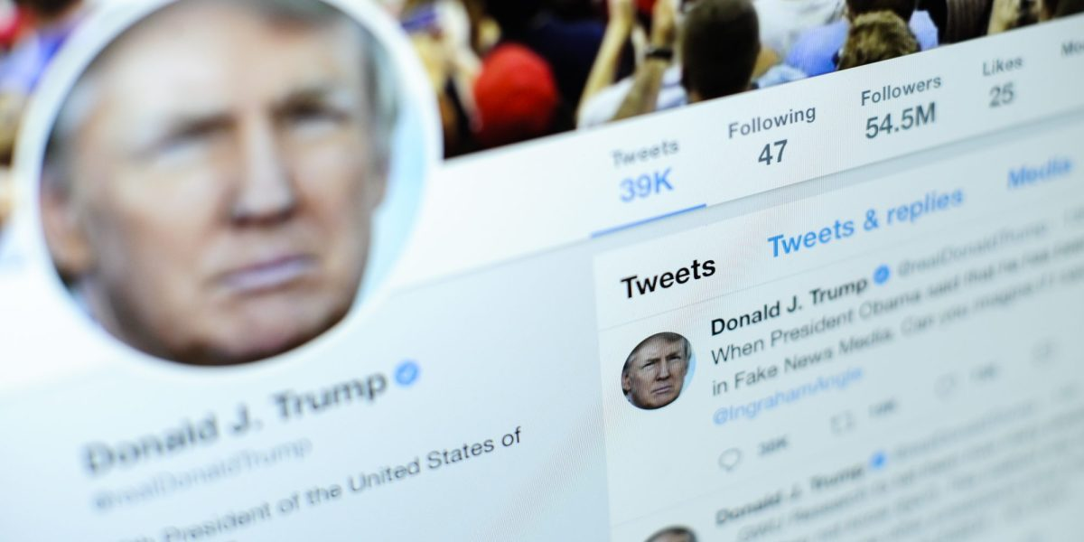 Digging Into Trump's Secretive Guest List for His 'Social Media Summit'—Data Sheet