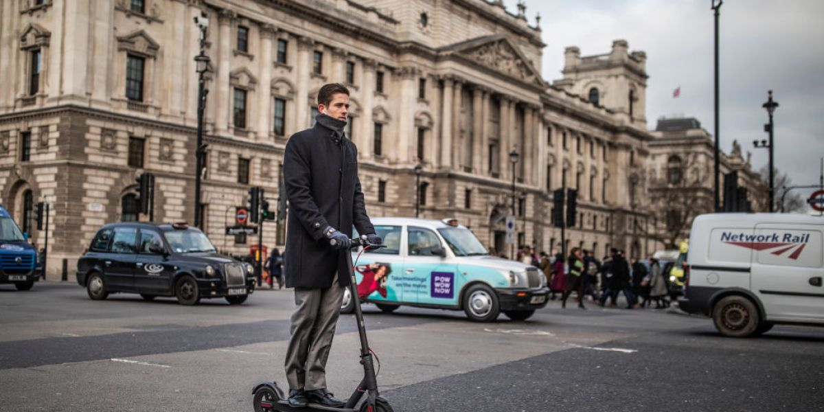 London Hasn't Legalized E-Scooters. But a YouTube Star's Death Shows It's Still Confronting Their Risks