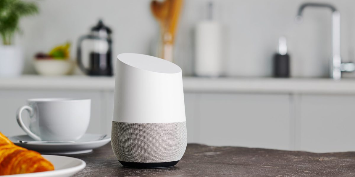 Alphabet's Latest Data Grab: Google Home Records Far More Sound Than Users Realize, Report Says
