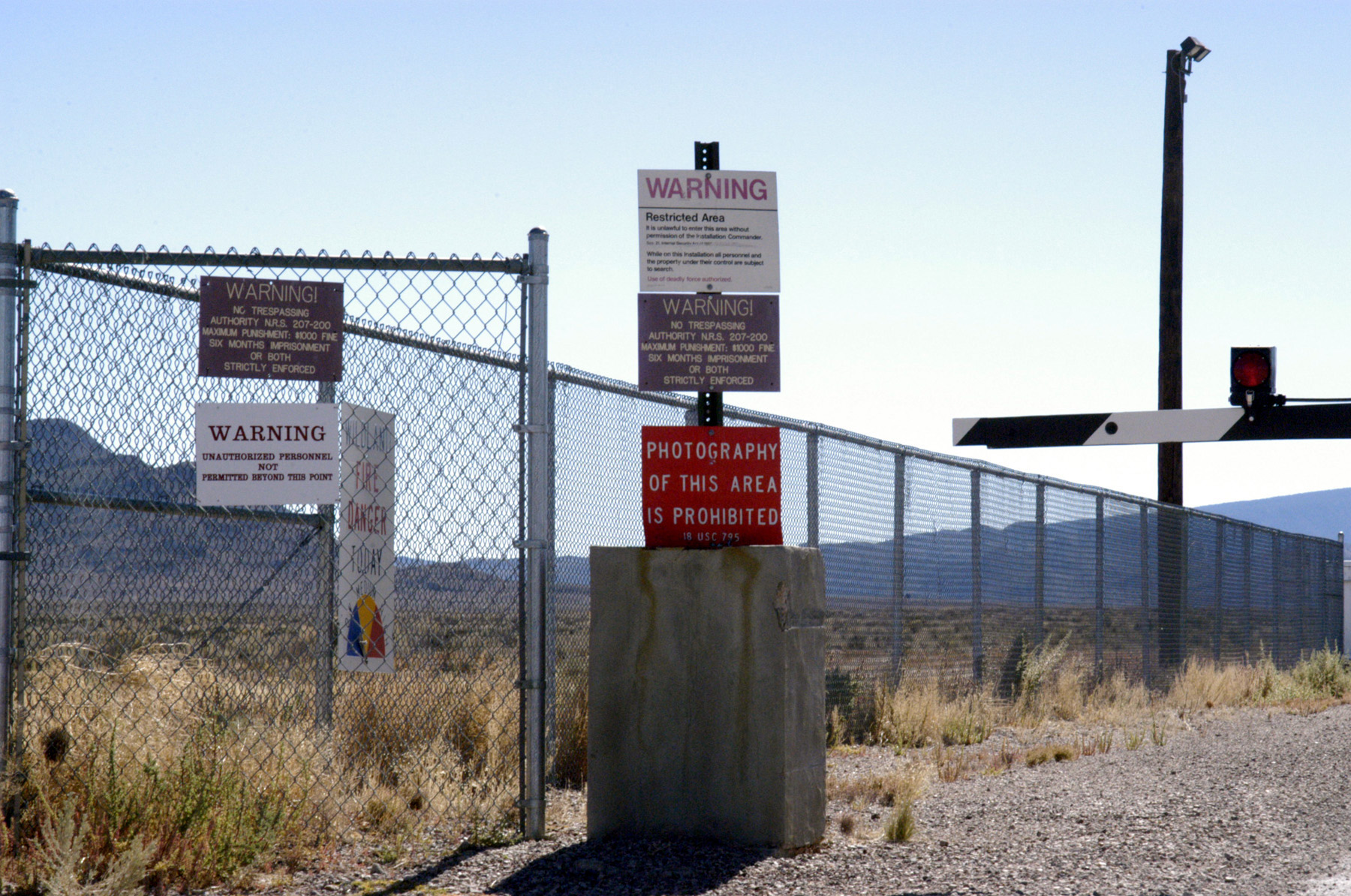 Don't Storm Area 51, U S  Air Force Warns | Fortune