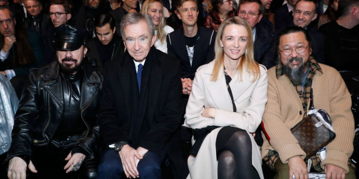 Bernard Arnault Just Became the World's Second-Richest Man. How Did He Make His Billions?