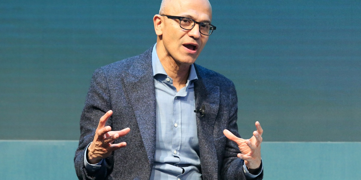 Satya Nadella Cheated at 'Civilization,' Now He Wants to Conquer Cloud Gaming: A Q&A With Microsoft's CEO