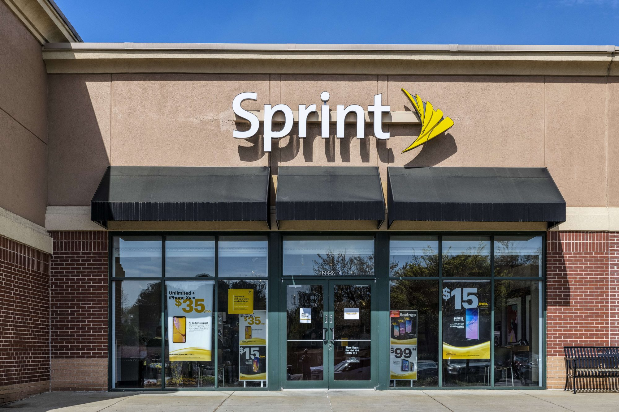 sprint wireless store