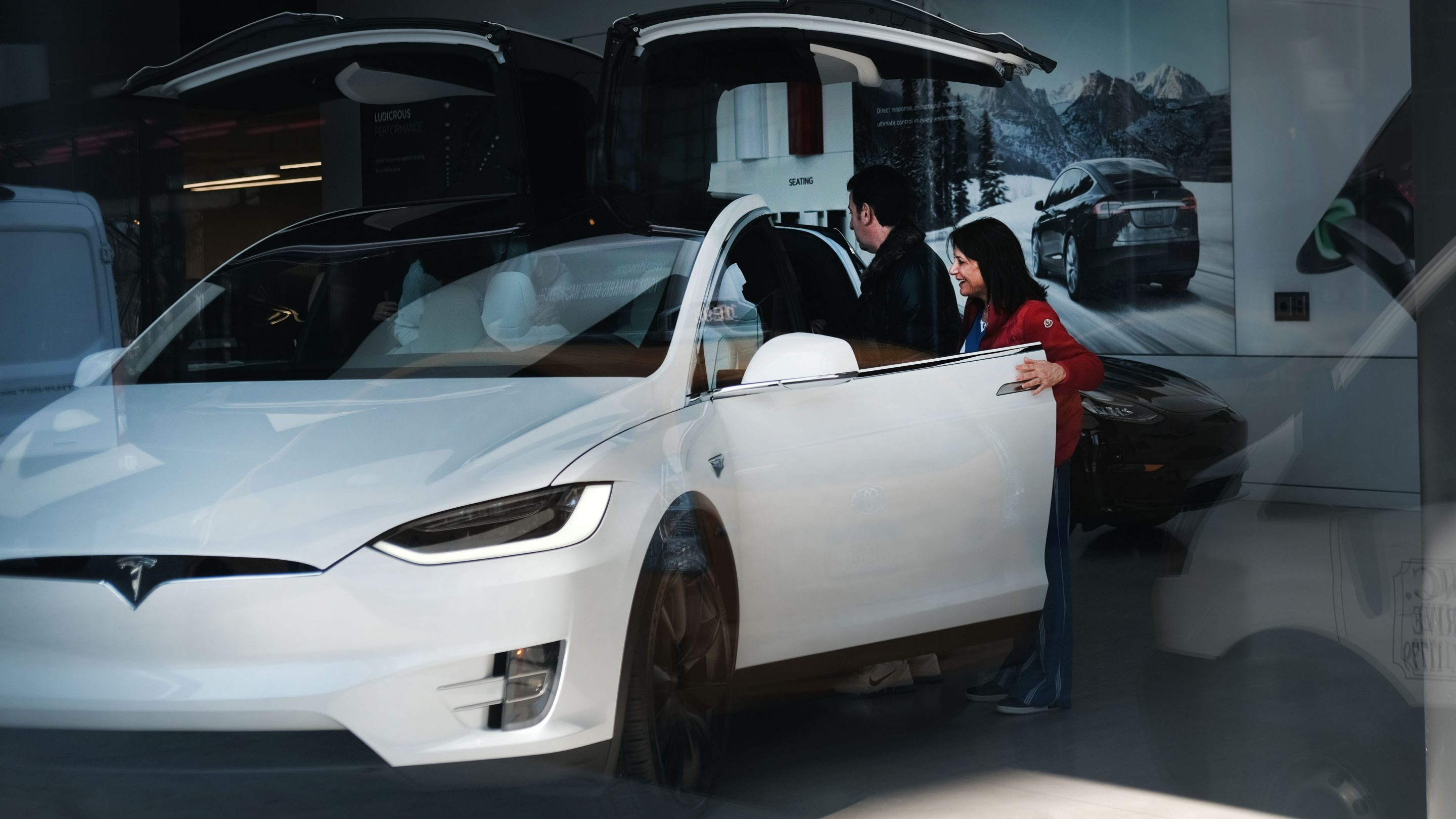 Tesla stock (TSLA) rose after its vehicle deliveries surpassed 95,000 in the second quarter while production levels rose to 87,000.
