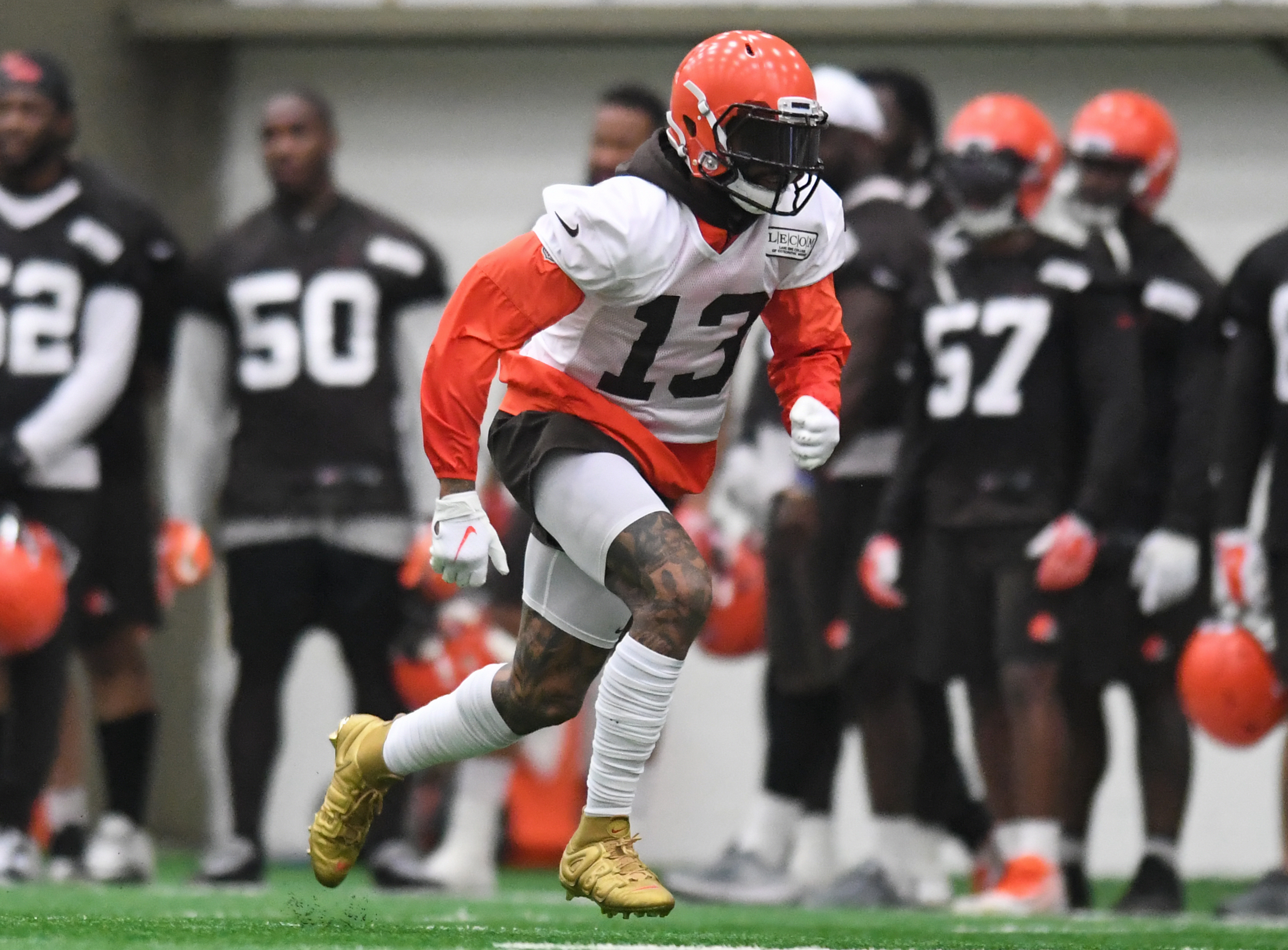 Cleveland Browns Mandatory Mini Camp