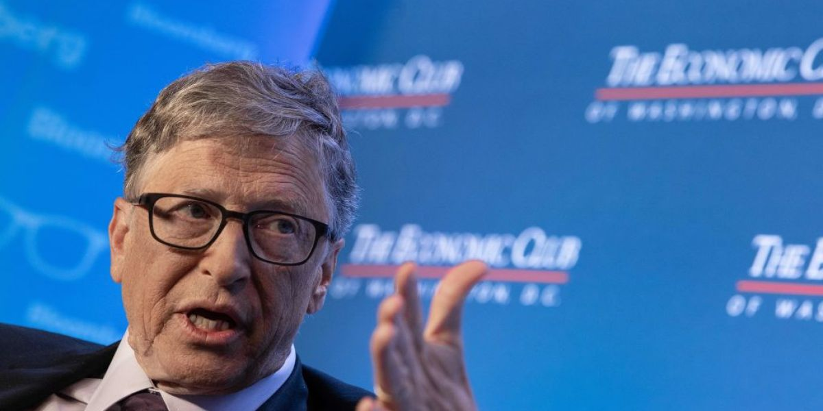 Bill Gates Loses His Spot as World's Second-Richest Man