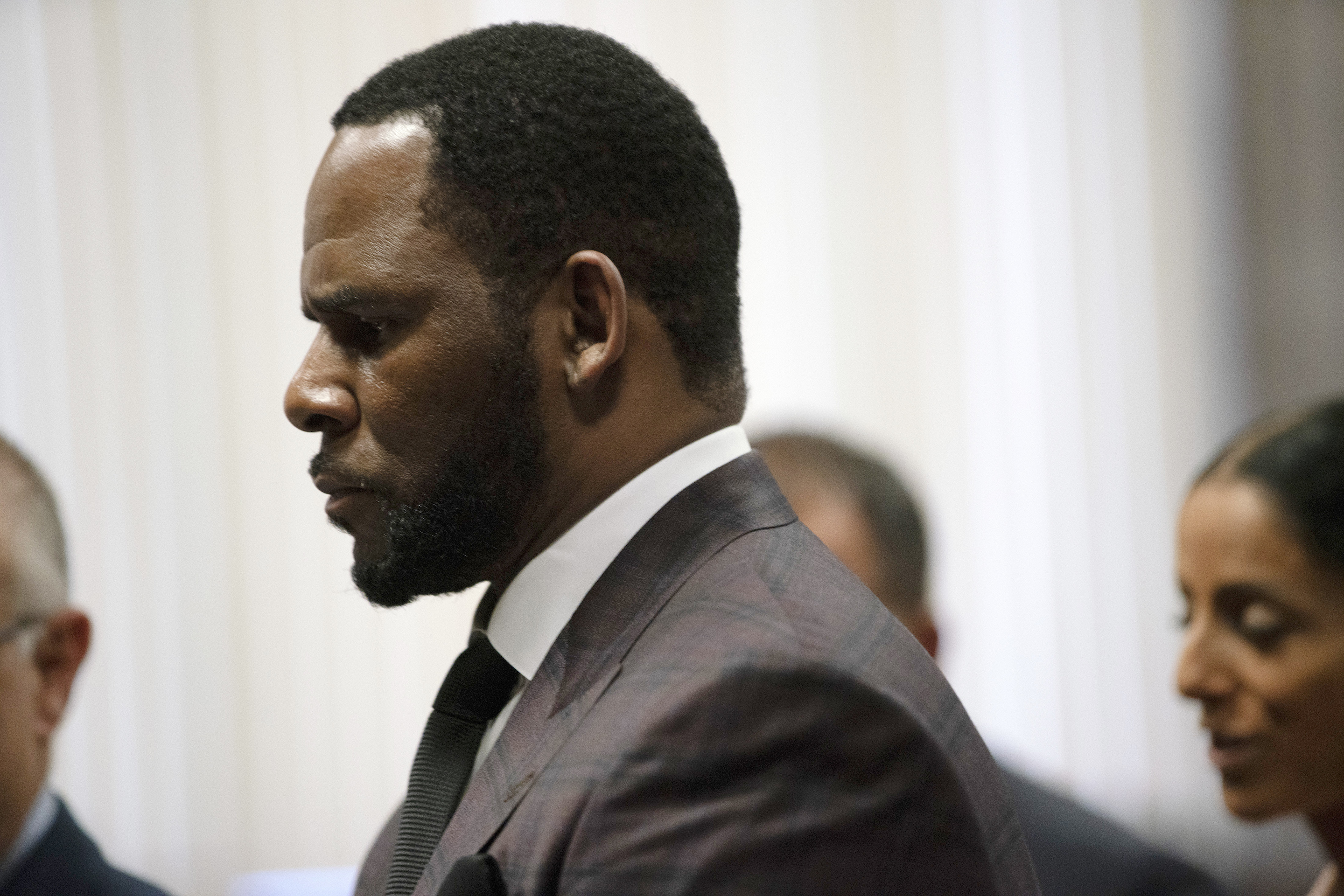 R Kelly Arrested On Federal Sex Crime Charges Including Producing