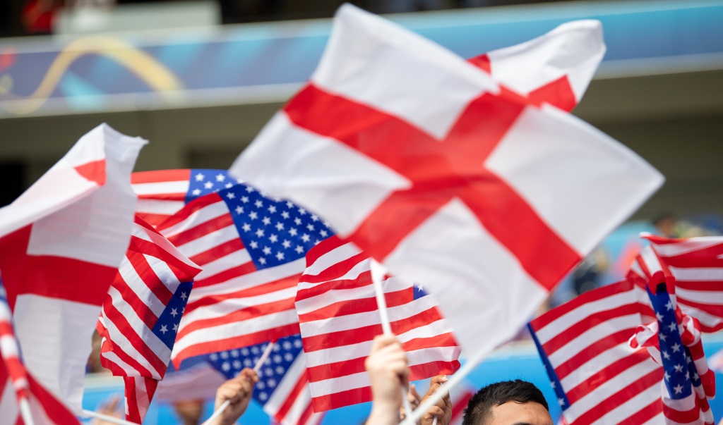 How to Watch Women's World Cup USA vs England Match Live
