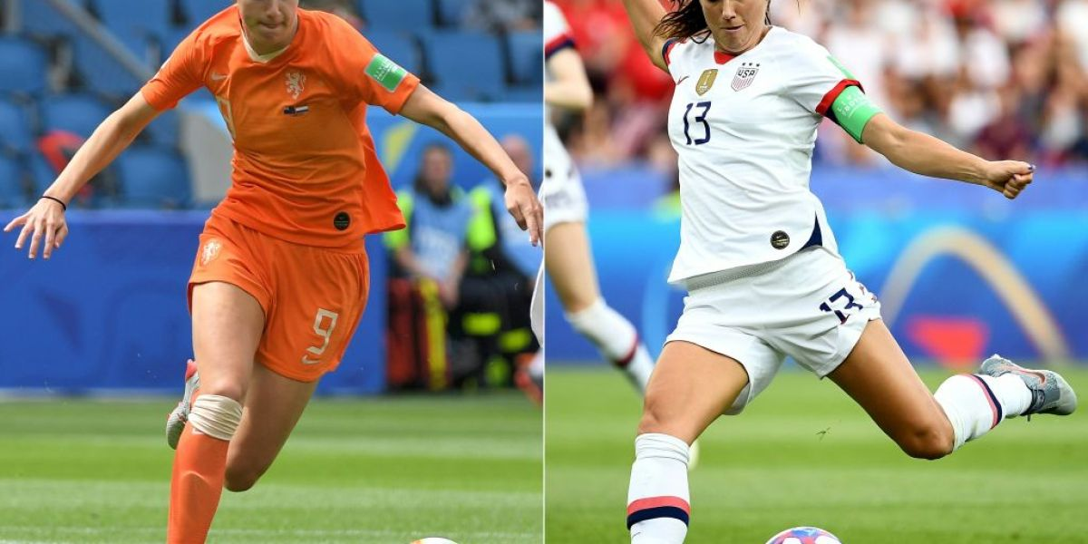 How to Watch the USA vs. Netherlands Women's World Cup Final Live Online for Free
