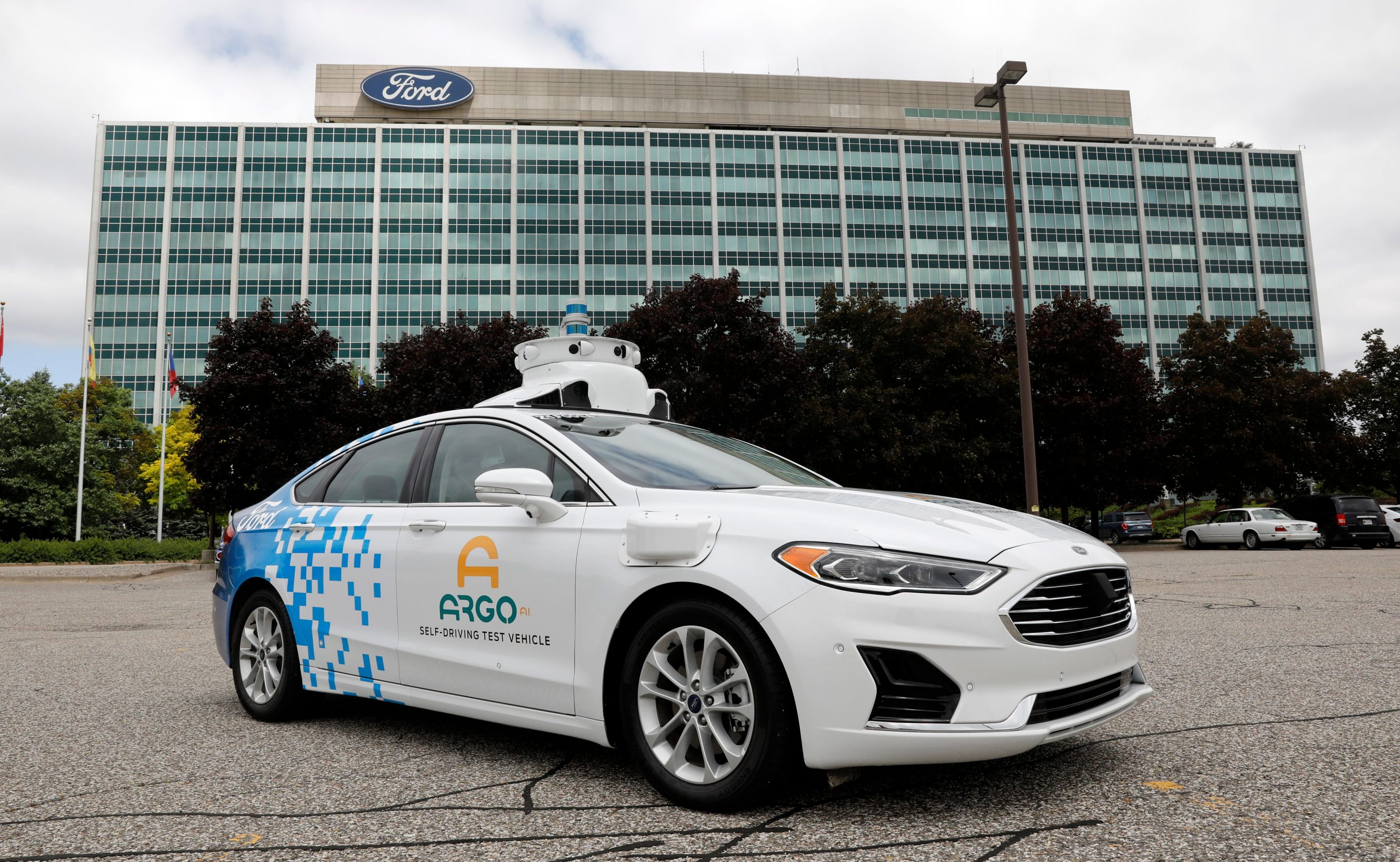 An investment from VW in the Ford-backed self-driving tech company Argo AI makes the autonomous startup worth $7 billion.