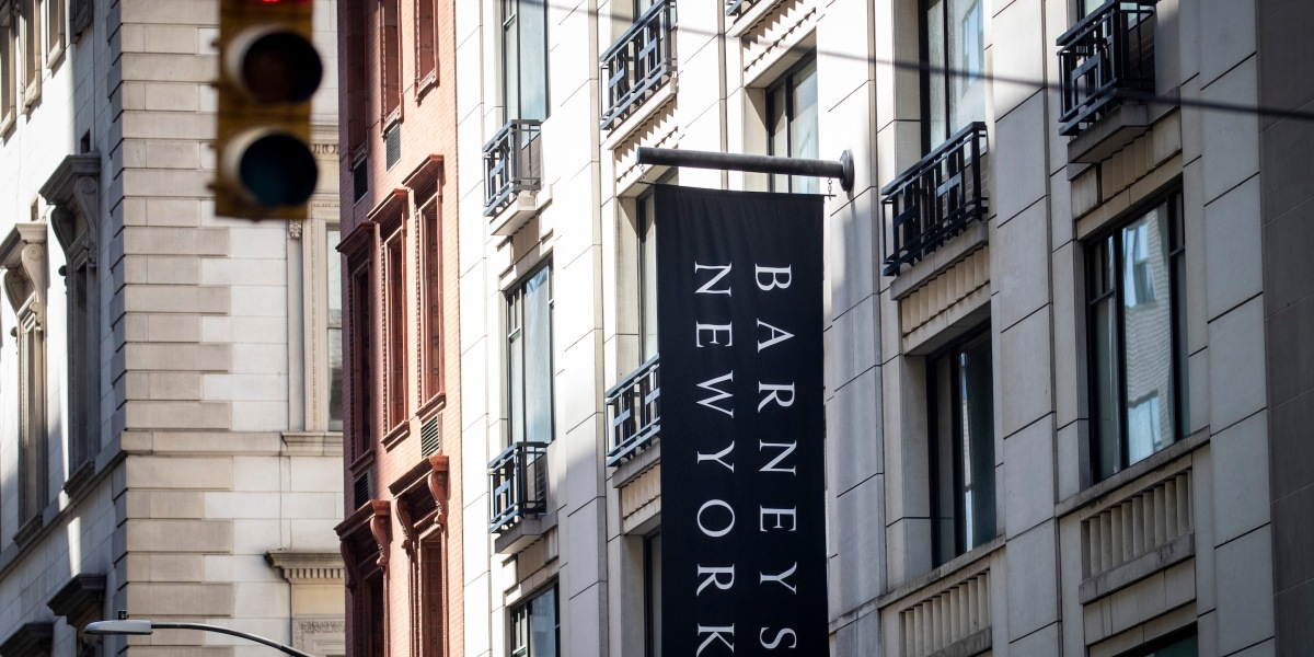 Is Bankruptcy Next for Fashion Legend Barneys New York?