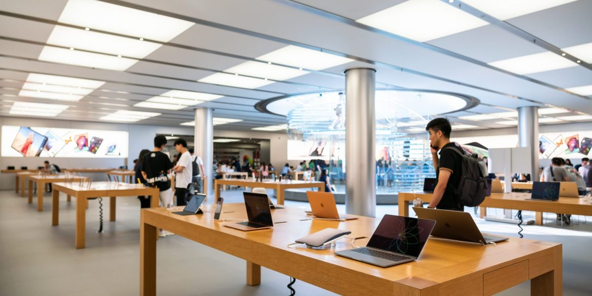 Apple's Services Surprise Pleases Wall Street