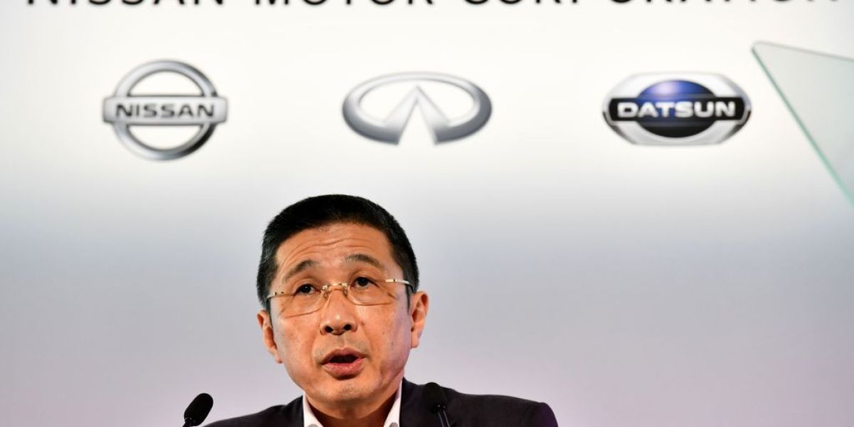 Nissan's Results Were So Bad No One Even Mentioned Carlos Ghosn